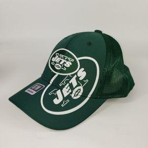 NWT🌹NFL New York Jets Reebok Structured Flex Hat